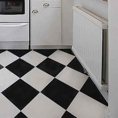 Pintando o piso e o azulejo antigo pensecrie for Azulejo de porcelanato
